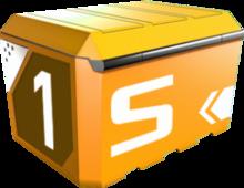 1 Part - S Box
