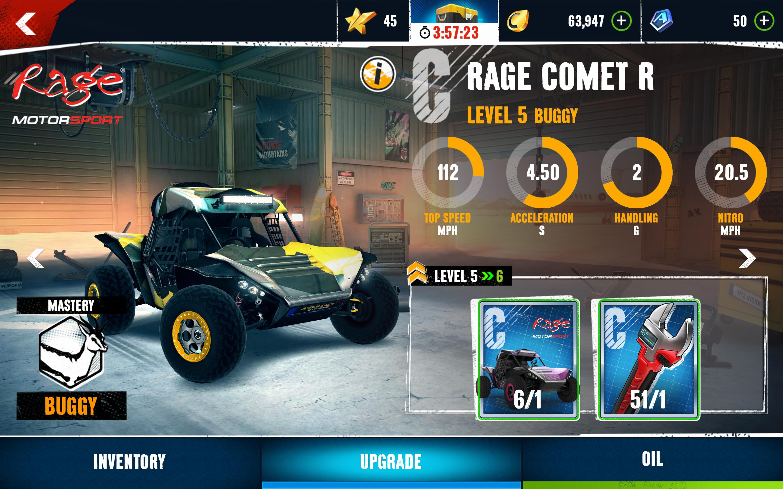 Rage Comet R
