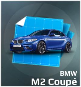 BMW M2 Coupé Blueprint