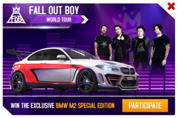 BMW M2 SE World Tour Promo.png