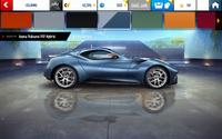 Icona Vulcano V12 Hybrid Sea Blue Metallic