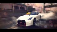 Nissan GT-R NISMO Classic win