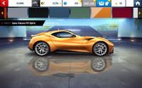 Icona Vulcano V12 Hybrid Orange Sparkle