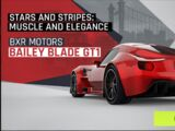 BXR Bailey Blade GT1 (Special Event)