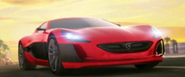 A8 Rimac Concept One in-game art