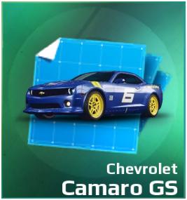 Chevrolet Camaro GS Blueprint