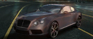 A8 Bentley Continental GT V8 in-game art