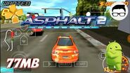 Download Asphalt Urban GT 2 for Android PPSSPP 77MB only