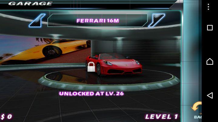 Ferrari 16M
