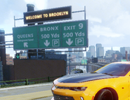 A9 NY Welcome To Brookyln