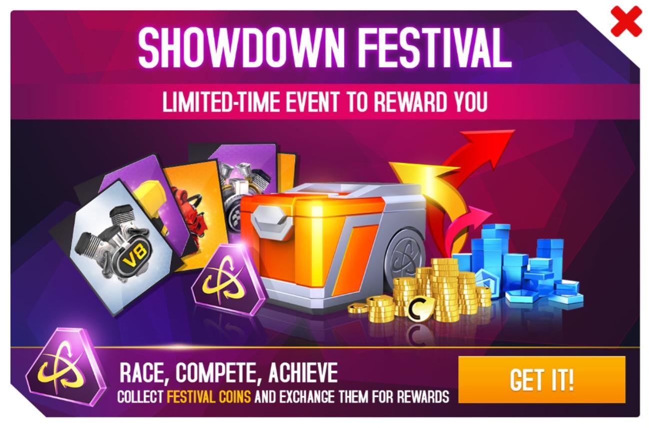 Showdown Festival