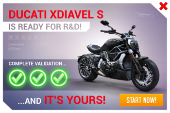 Ducati XDiavel S R&D Promo.png