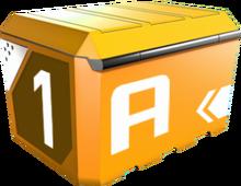 1 Part - A Box