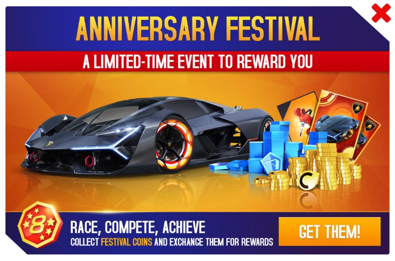 Lamborghini Terzo Millennio (Festival)