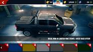 Chevrolet Silverado 2500HD decals 16 ax
