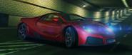 A8 GTA Spano in-game art