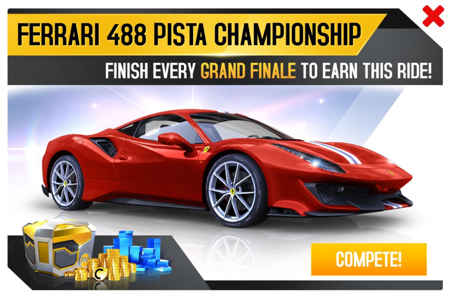 Ferrari 488 Pista (Championship)