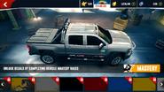 Chevrolet Silverado 2500HD decals 9 ax
