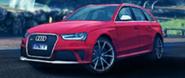 A8 Audi RS 4 Avant in-game art
