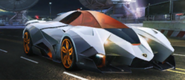 A8 Lamborghini Egoista