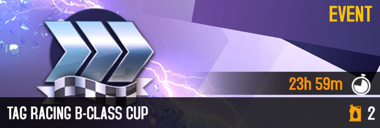 2019-07-05 Tag Racing B-Class Cup