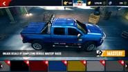 Chevrolet Silverado 2500HD decals 12 ax
