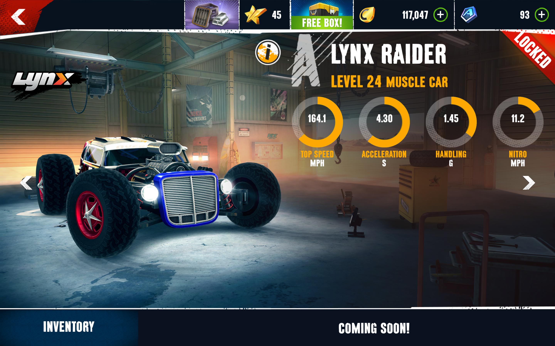 Lynx Raider