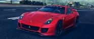 A8 Ferrari 599XX in-game art