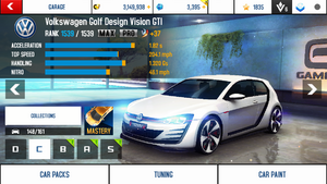 Golf stats (MPTK)