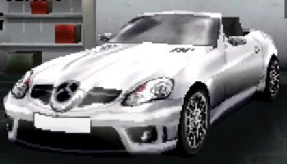Mercedes-Benz SLK 55 AMG (R171)
