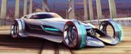 A8 Mercedes-Benz Silver Lightning in-game art