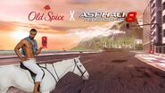 Old Spice x Asphalt 8 Airborne Rio de Janeiro a8