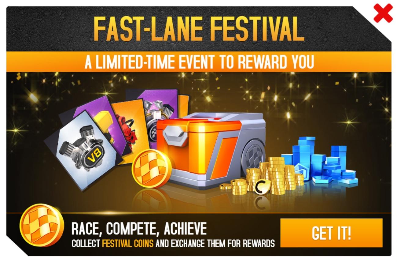 Fast-Lane Festival