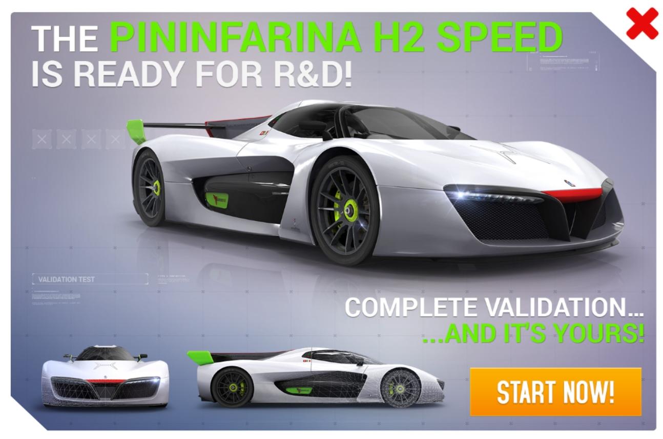 Pininfarina H2 Speed (Research & Development)