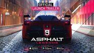 Asphalt 9 Legends - Official Launch Trailer