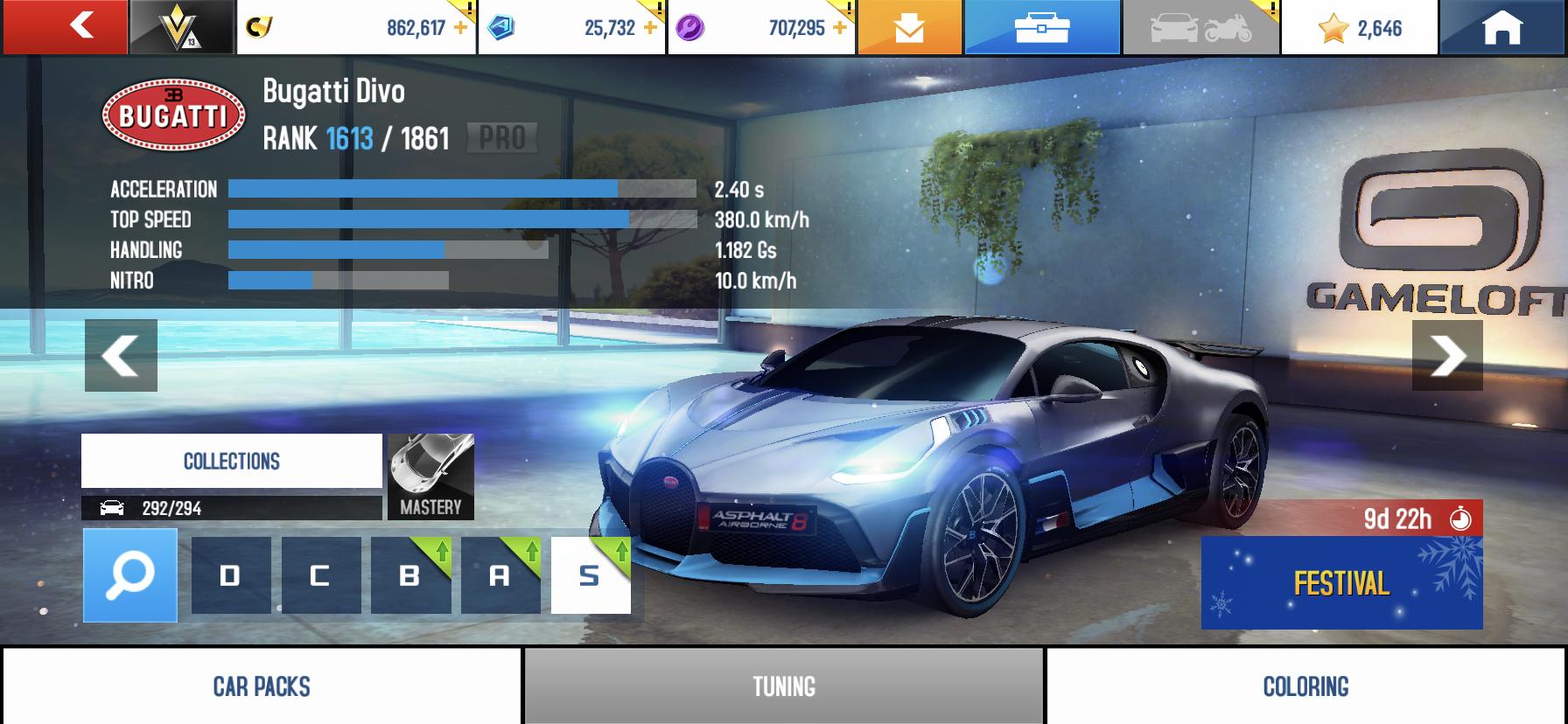 Bugatti Divo Asphalt Wiki Fandom