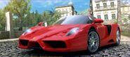 Enzo Ferrari Banner