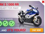 Research & Development/BMW S 1000 RR