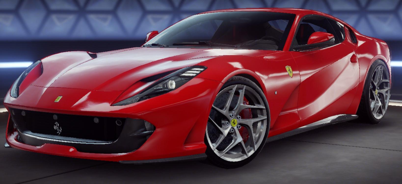 Ferrari 812 Superfast Asphalt Wiki Fandom