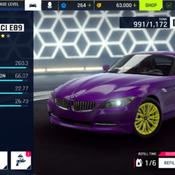 BMW Z4 LCI E89