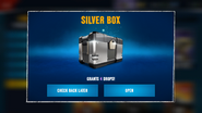Box from pending boxes list screenshot ax