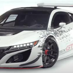 Acura NSX GT3 Evo