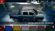 Chevrolet Silverado 2500HD decals 15 ax