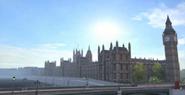 London banner a8