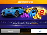 Bugatti Chiron (Festival)