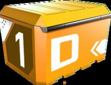 1 Part -- D Box