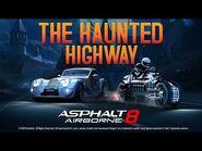 Asphalt 8 - Halloween Festival - Dodge Tomahawk and Morgan Aero GT
