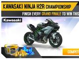 Championship/Kawasaki Ninja H2R