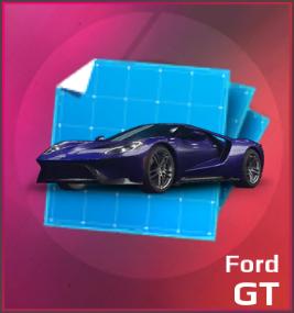 Ford GT Blueprint