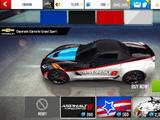 Chevrolet Corvette Grand Sport (decals)
